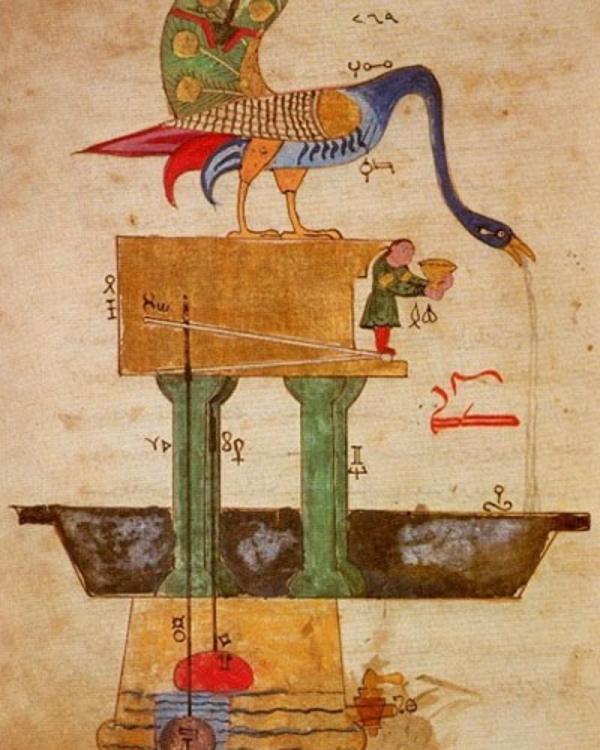 Арабские механики. (Фото 15)