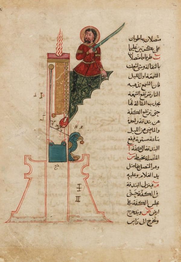 Арабские механики. (Фото 4)