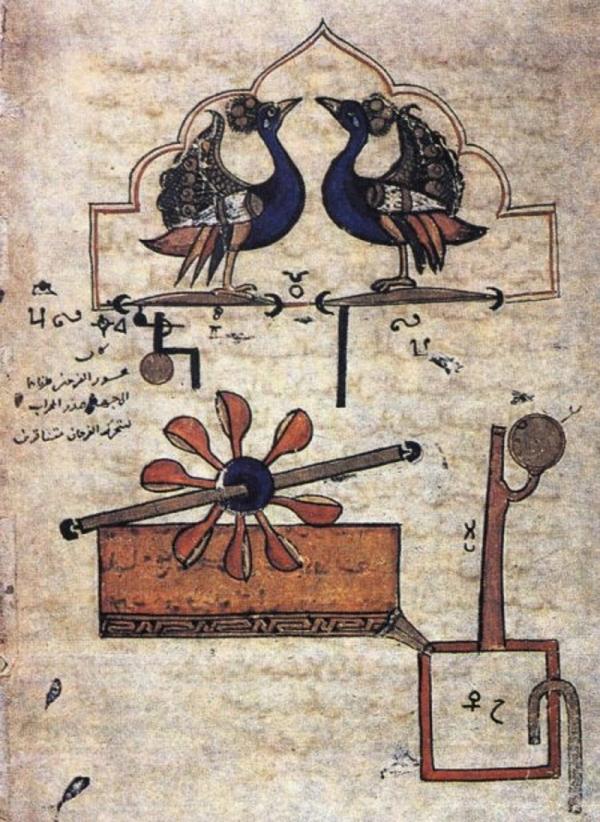 Арабские механики. (Фото 8)