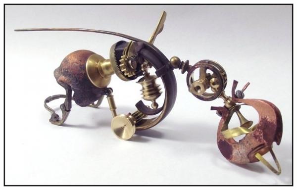 Ёлочная игрушка. (Фото 13)