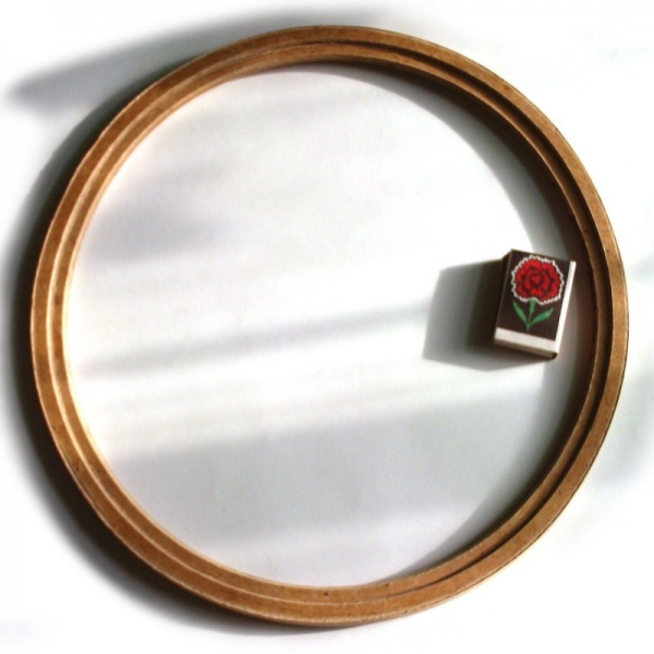 кольца из ДВП
