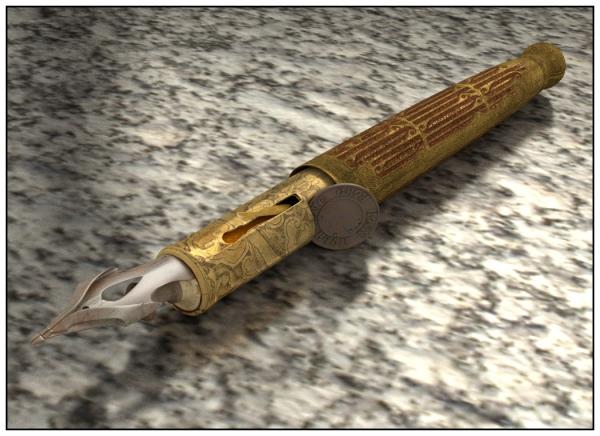 Ручка Степана Андреевича.