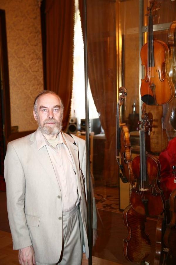 Умер Владимир Александрович Китов