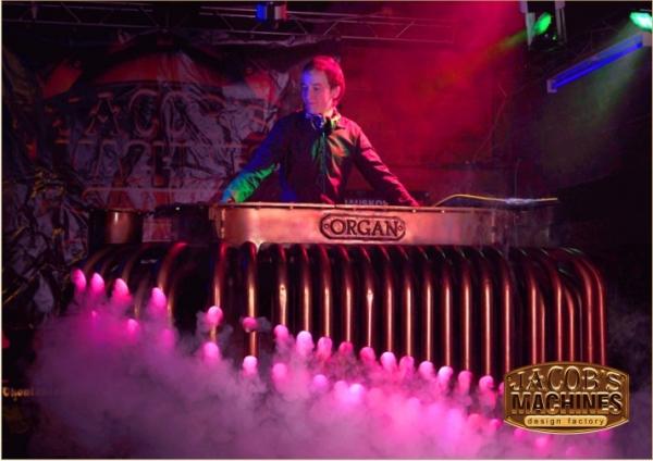 DJ-пульт «ORGAN» (Фото 2)
