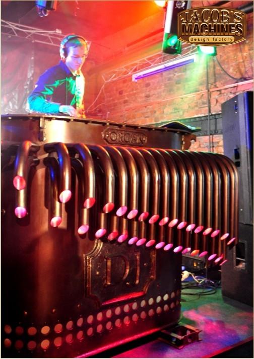 DJ-пульт «ORGAN» (Фото 4)