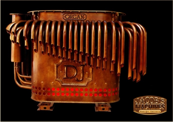 DJ-пульт «ORGAN»
