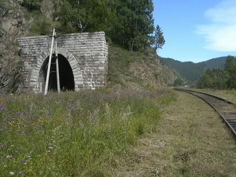 Кругобайкалка - фотоотчёт о несостоявшемся путешествии... (Фото 10)