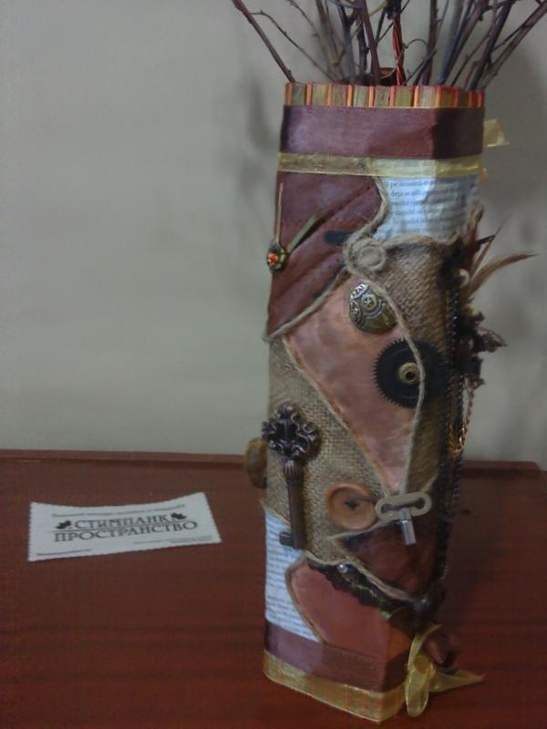 Зимняя ваза (Фото 24)