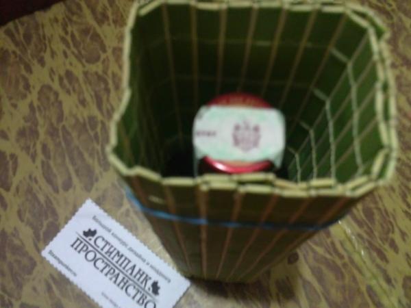 Зимняя ваза (Фото 3)