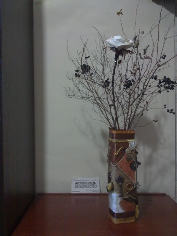 Зимняя ваза (Фото 27)