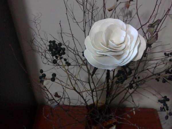 Зимняя ваза (Фото 20)