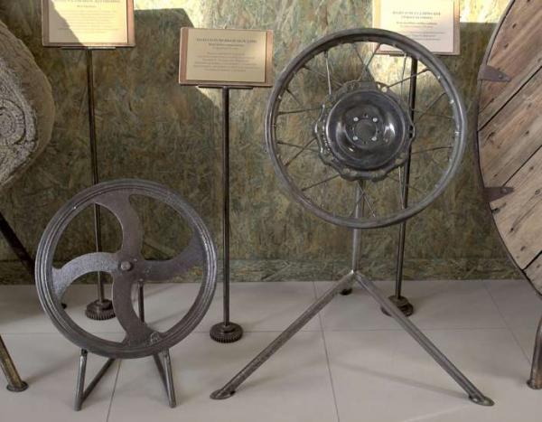 «Мир колеса» - от Юрского периода до наших дней (Фото 7)