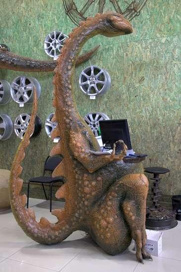 «Мир колеса» - от Юрского периода до наших дней (Фото 3)