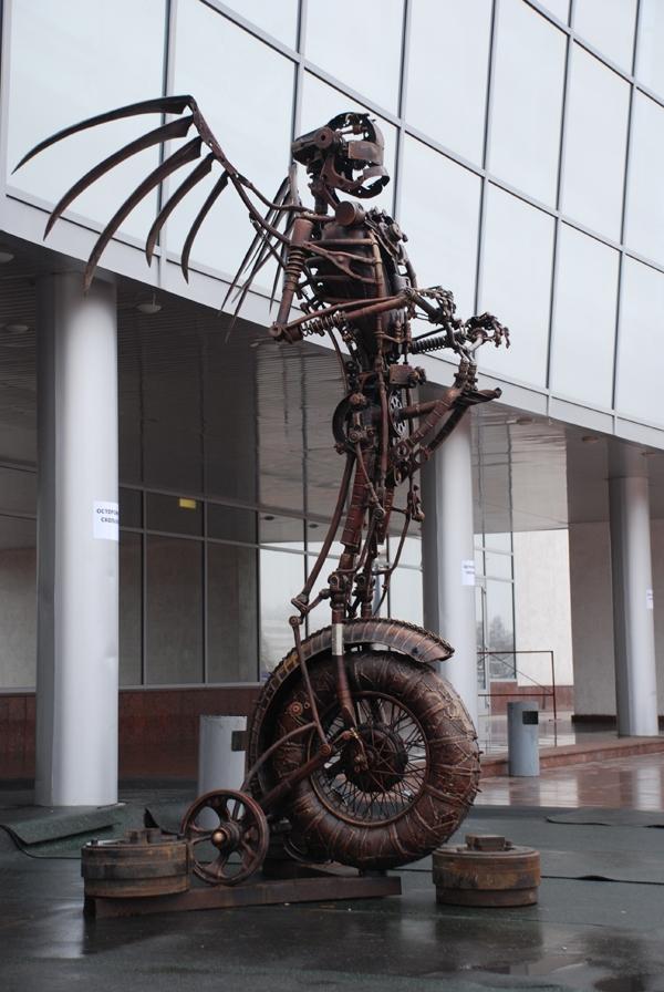 Скульптура в жизненном пространстве (Фото 9)