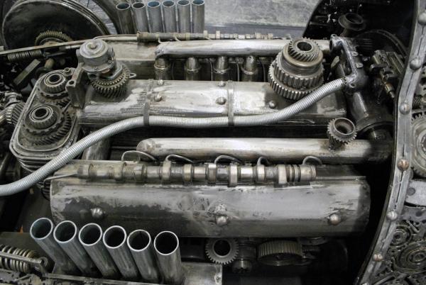 Cтимпанк Auto (Фото 17)