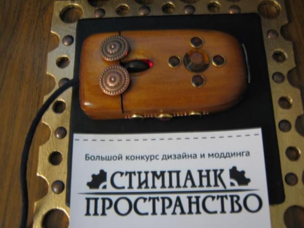 Steampunk компьютерная мышь. (Фото 18)