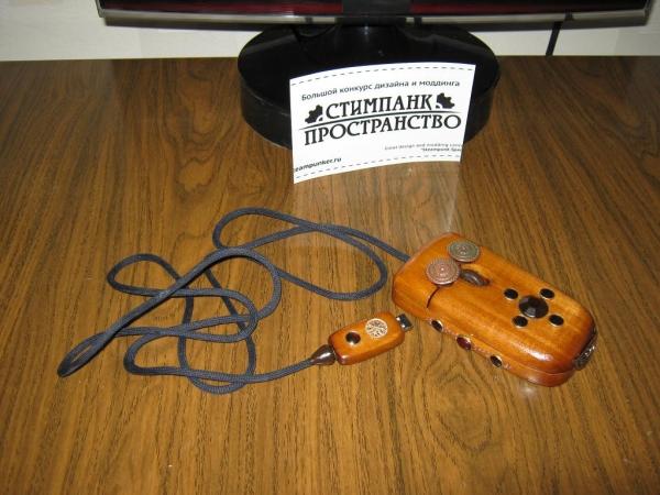 Steampunk компьютерная мышь. (Фото 13)