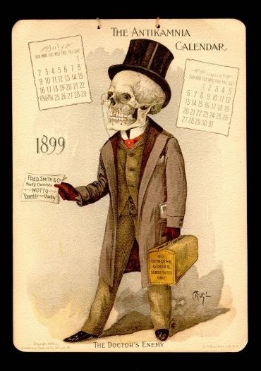 Календарь Смерти (Фото 4)
