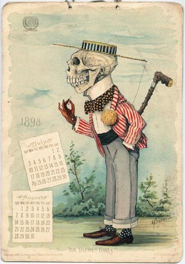 Календарь Смерти (Фото 16)