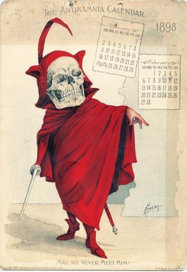 Календарь Смерти (Фото 13)