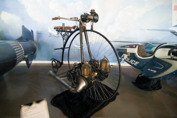 Велосипеды и паровые бициклы: фантазия и реальность (Фото 3)
