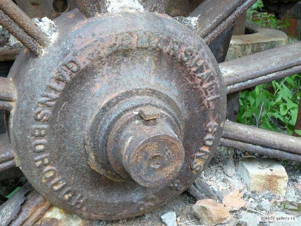 Локомобили из прошлого (Фото 7)