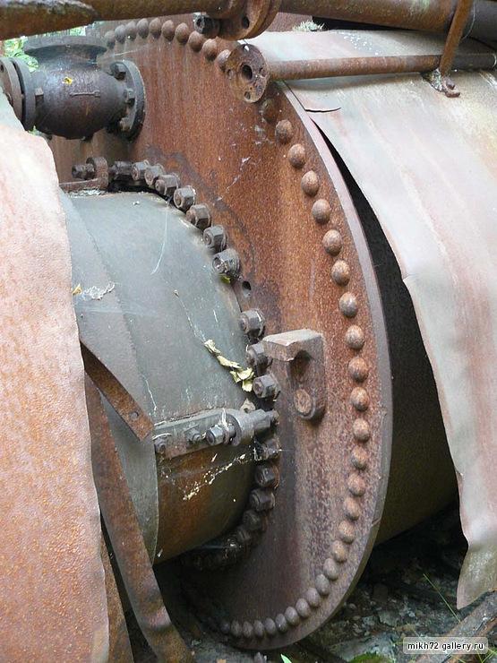 Локомобили из прошлого (Фото 10)