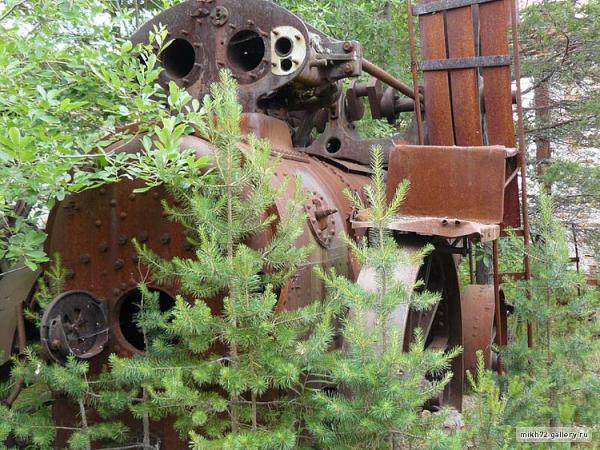 Локомобили из прошлого (Фото 8)