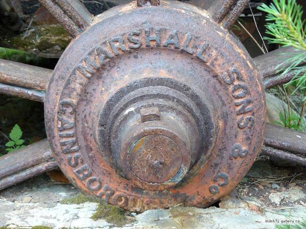Локомобили из прошлого (Фото 6)