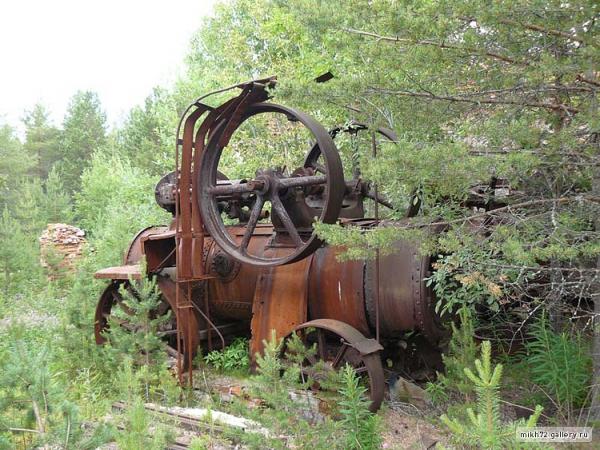 Локомобили из прошлого (Фото 5)