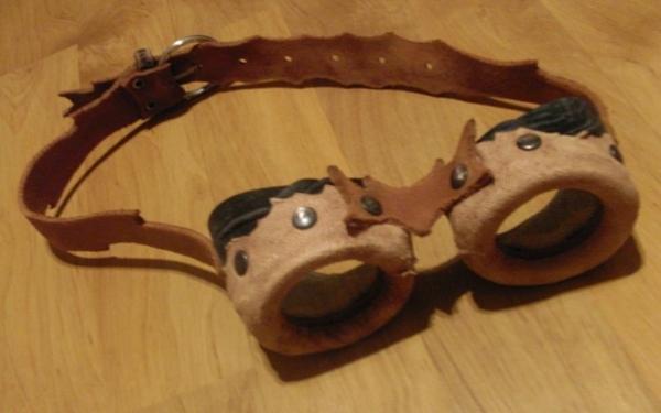 гогглы своими руками (Фото 3)