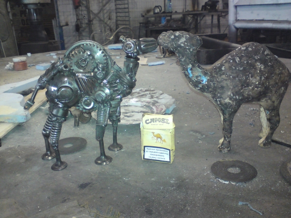 верблюды будущего