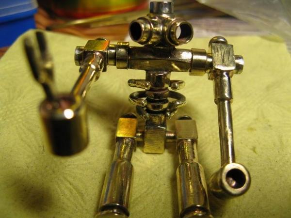 Скелетон - монтажник :) (Фото 12)