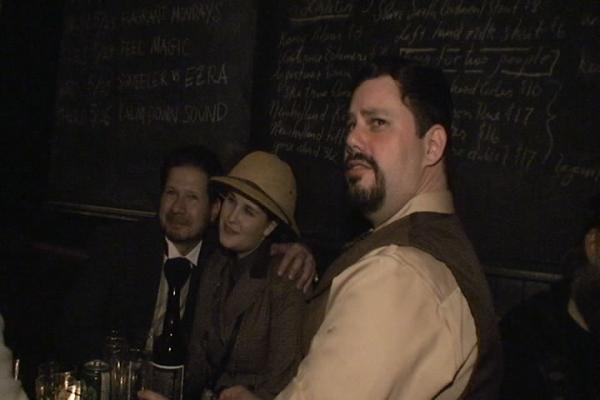 Троица прибыла из города Милуоки. Родины Харлея и дрянного пивца Миллер...