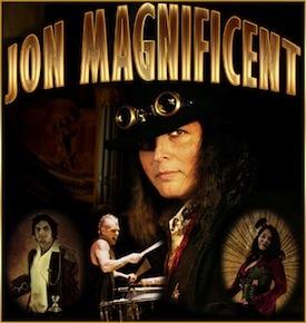 Великолепный Jon Magnificent