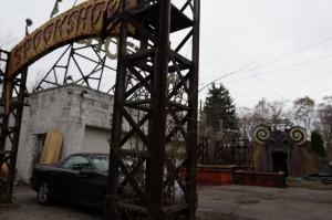 О театре Биззар и умирающем городе Детройте и о рукотворном параллельном мире на один день... (Фото 12)