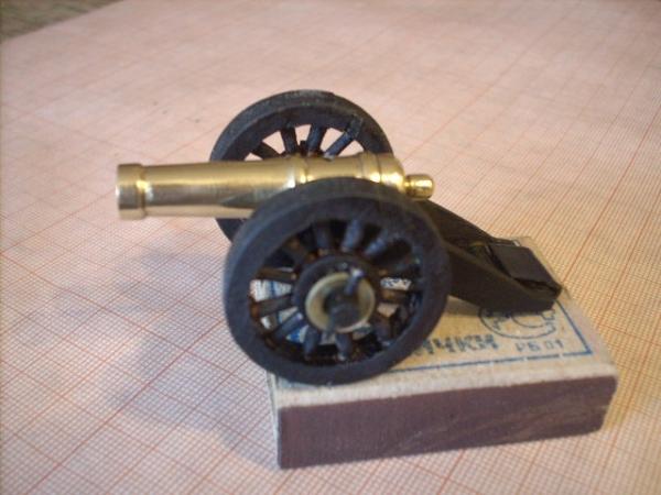 мини-пушка
