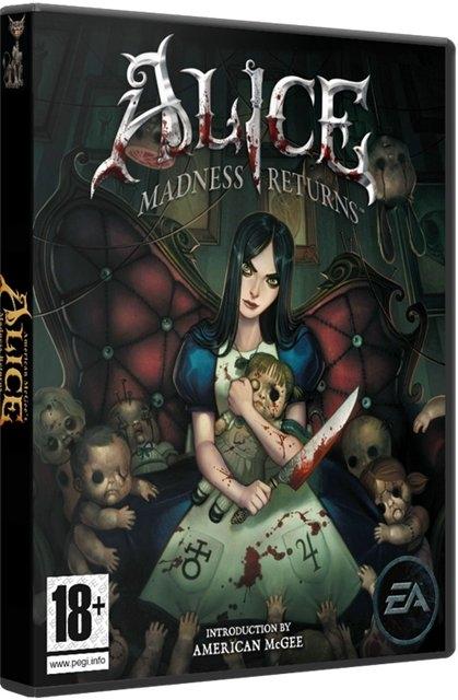 Alice: Madness Returns. Дождались!