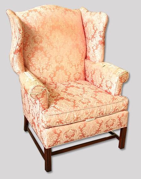 """Преимущественно английский стиль, или """"что могло бы украсить steampunk-интерьер?"""" Кресла. (Фото 4)"""