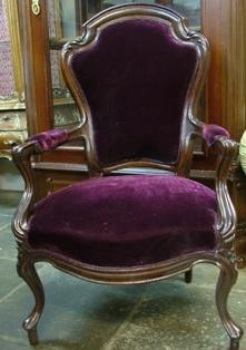 """Преимущественно английский стиль, или """"что могло бы украсить steampunk-интерьер?"""" Кресла. (Фото 21)"""