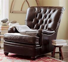"""Преимущественно английский стиль, или """"что могло бы украсить steampunk-интерьер?"""" Кресла. (Фото 7)"""