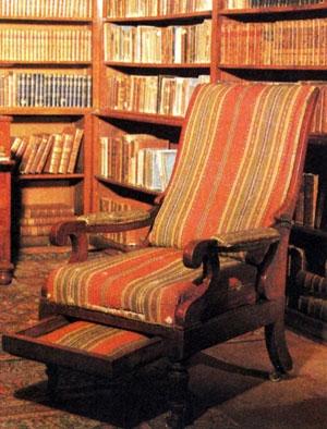 """Преимущественно английский стиль, или """"что могло бы украсить steampunk-интерьер?"""" Кресла. (Фото 13)"""