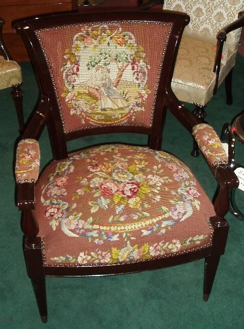 """Преимущественно английский стиль, или """"что могло бы украсить steampunk-интерьер?"""" Кресла. (Фото 8)"""
