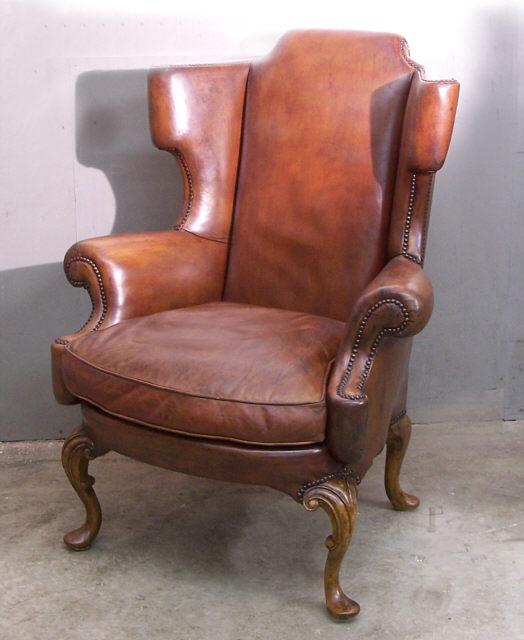 """Преимущественно английский стиль, или """"что могло бы украсить steampunk-интерьер?"""" Кресла."""