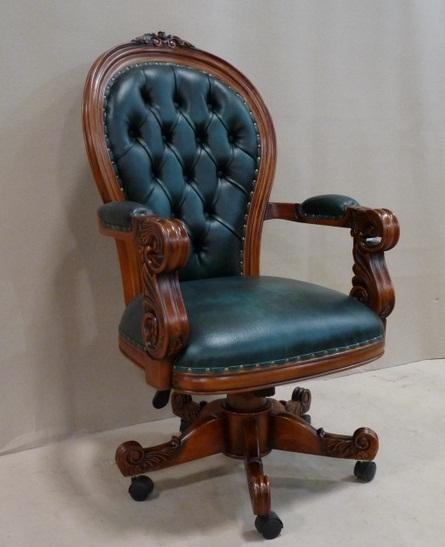 """Преимущественно английский стиль, или """"что могло бы украсить steampunk-интерьер?"""" Кресла. (Фото 25)"""
