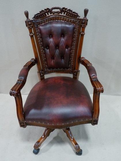 """Преимущественно английский стиль, или """"что могло бы украсить steampunk-интерьер?"""" Кресла. (Фото 24)"""