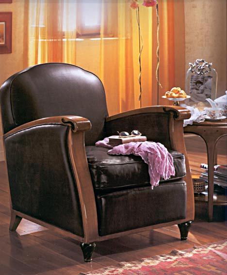 """Преимущественно английский стиль, или """"что могло бы украсить steampunk-интерьер?"""" Кресла. (Фото 12)"""