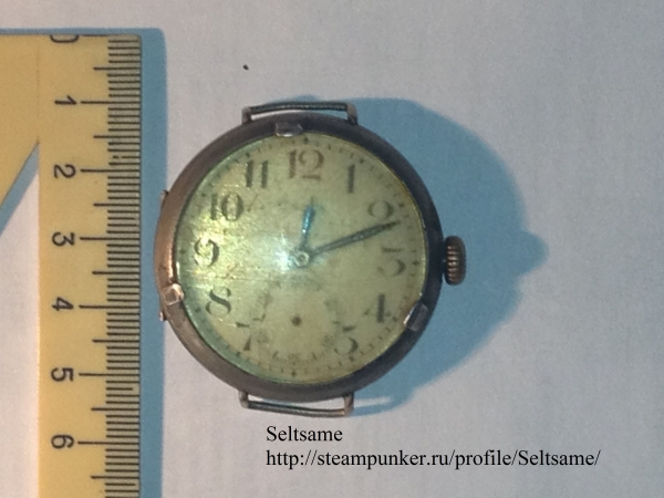 Часы наручные, одна штука. Для затравки. (Фото 9)