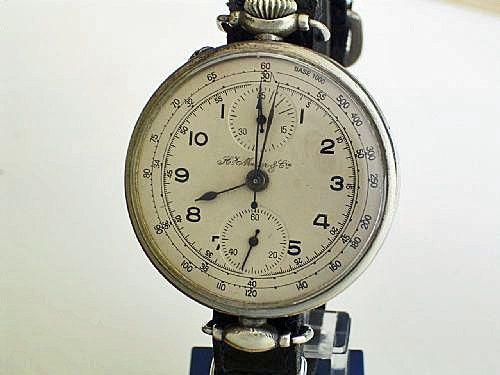 Часы наручные, одна штука. Для затравки. / Мастерские