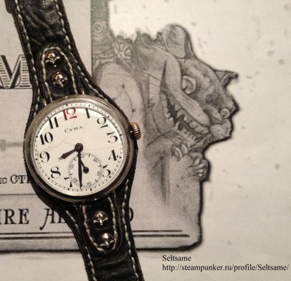 Часы наручные, одна штука. Для затравки. (Фото 17)